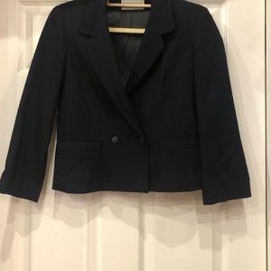 Howard Wolf Navy Blue jacket Size S
